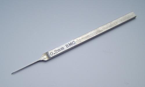 画像1: BMCタガネ 幅0.2mm
