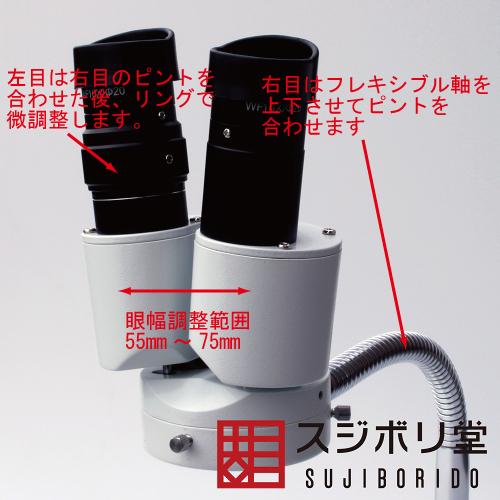 画像: パーフェクトアイズ D8 LEDリングライト付き